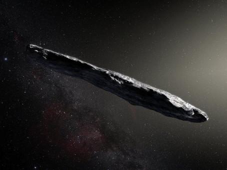Detectan objeto interestelar en nuestro Sistema Solar
