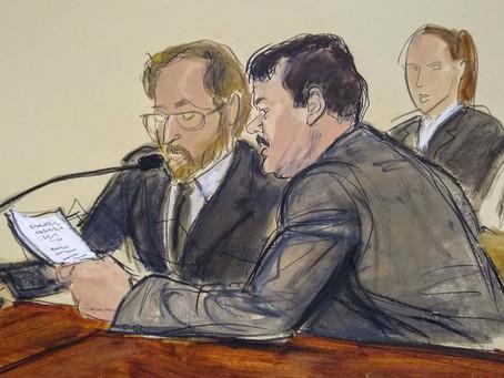 Se descubre quién podría ser el 'Testigo Colaborador 1': el narcotraficante que hundió a 'El Chapo'
