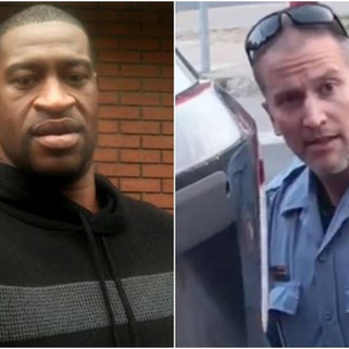 Acusan de asesinato en segundo grado a policía que detuvo a George Floyd