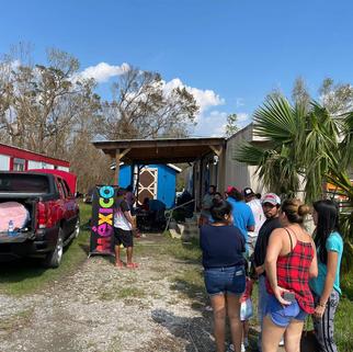 Instrumentan consulado móvil en Luisiana para apoyar a mexicanos afectados por huracán Ida