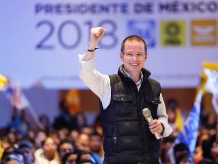 Ante 10 mil frentistas, asegura Anaya en el Edomex que ganara  la Presidencia
