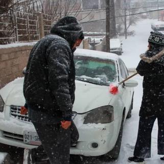 La tormenta invernal histórica tiene todavía a 2.5 millones sin luz en México, un millón en Texas