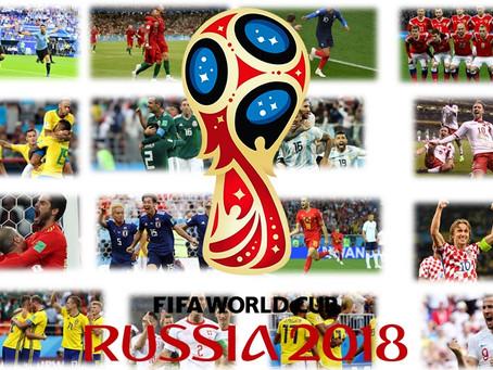 Concluye ronda de grupos y 16 selecciones se acercan a la gloria en Rusia 2018