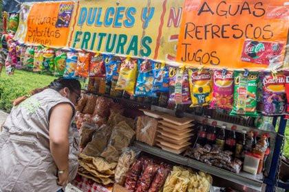 El Congreso de Oaxaca prohíbe la venta de comida chatarra a menores