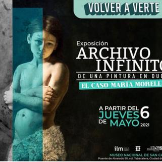 """El Museo San Carlos presenta """"Archivo infinito de una pintura en duda. El caso de María Morelli"""""""