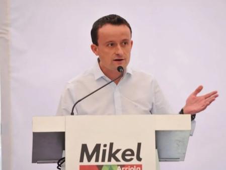 Mikel Arriola presenta su Plan de Cultura 2018-2024
