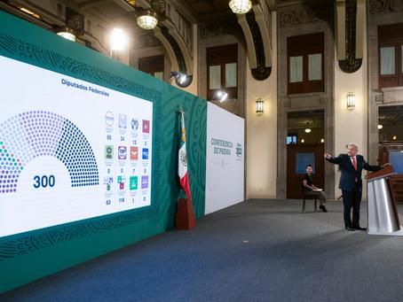 Presidente celebra triunfo de la voluntad ciudadana en elecciones intermedias