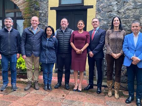 Alcaldes de la CDMX, abiertos al diálogo con Martí Batres como Secretario de Gobierno capitalino
