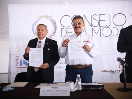 Lomelí impulsará a Guadalajara como referente nacional y continental de la moda