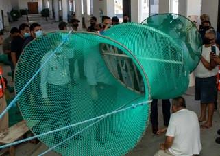 Inician capacitación sobre Dispositivos Excluidores de Tortugas Marinas y Peces
