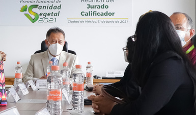 Expertos en plagas de agave y en control biológico ganan Premio Nacional de Sanidad Vegetal 2021