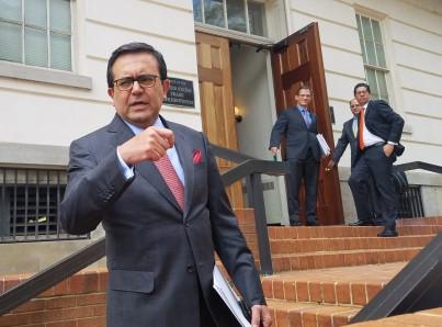 Firmar TLCAN, mayor desafío para México: Guajardo Villareal