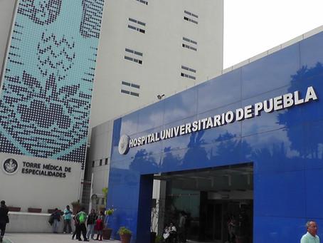 Donan mastógrafo para intensificar la lucha contra el cáncer en Puebla