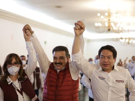 """""""Este proyecto llegó a Jalisco, vamos a transformar Guadalajara"""": Carlos Lomelí"""