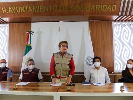 Alcaldesa de Solidaridad presenta denuncia ante Profepa contra Aguakan