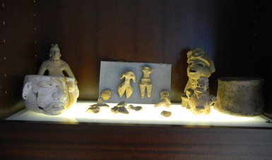 Ciudadanos alemanes devuelven, de manera voluntaria, 34 piezas arqueológicas a México