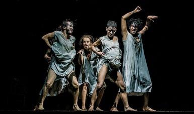 """Dance Theater Company presentará coreografía """"Crudo. Siempre volveré a vivir"""" en el Cenart"""