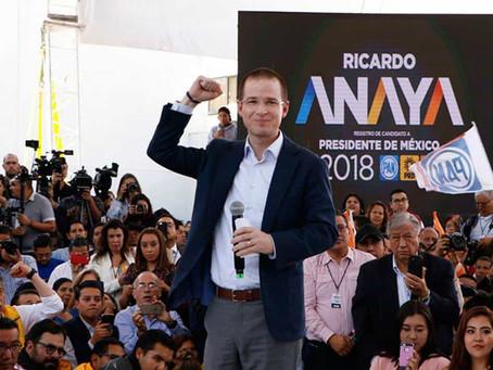 Anaya convoca a más de 15 mil tamaulipecos en Ciudad Mante