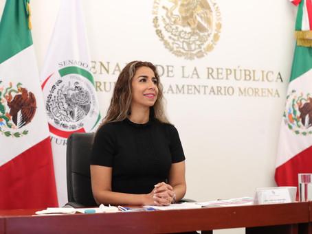 Ventaja de doble dígito para Marybel Villegas sobre Mara Lezama en Cancún: Encuestadora