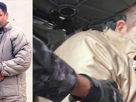 El juicio final llegó a 'El Chapo Guzmán; le dictan cadena perpetua