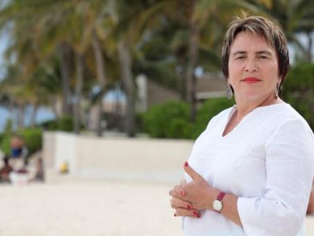 Apoyan gestión de Laura Beristain Navarrete en el Municipio de Solidaridad