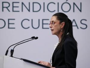 Recibe Jefa de Gobierno invitación de EUA para participar en Leaders Summit on Climate 2021
