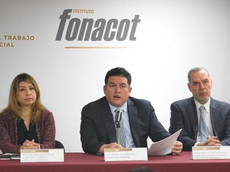 Consejo Directivo del Fonacot analizará anomalías en nacimiento del Fondo de Protección de Pagos