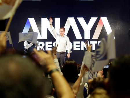 1.4 millones de votos para Anaya en Guanajuato, espera el Frente