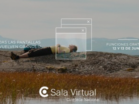 La Cineteca Nacional presenta su Sala Virtual