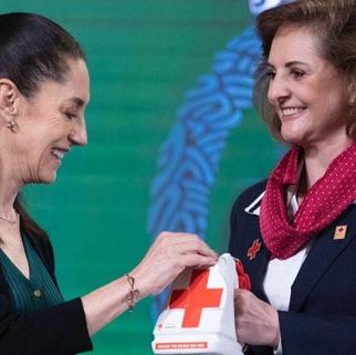 Arranca colecta de la Cruz Roja en la CDMX
