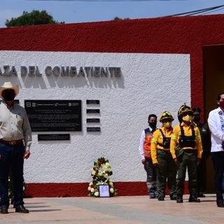Celebran a brigadas de combatientes forestales en la CDMX
