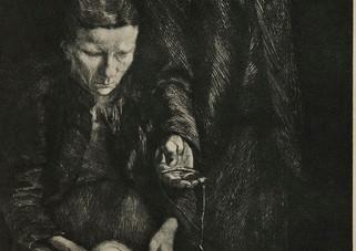 """El Museo Nacional de la Estampa exhibirá """"Bajo presión / Unter Druck"""" y """"Tritono"""""""