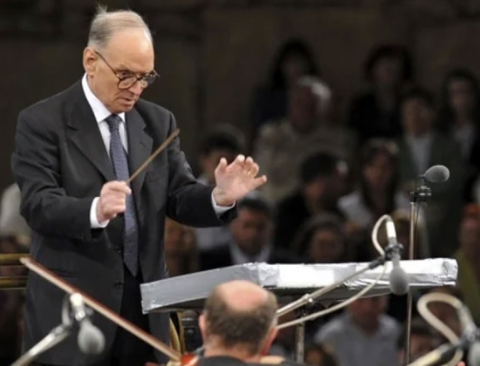 Fallece el compositor italianoEnnio Morricone