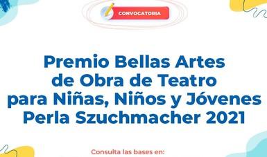 "Lanzan convocatoria para premio de teatro infantil ""Perla Szuchmacher"""