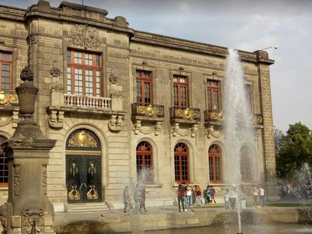 Con cientos de visitantes, reabre sus puertas el Museo Nacional de Historia, Castillo de Chapultepec