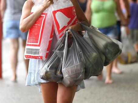 ANIPAC solicita detener la prohibición del uso de bolsas de plástico  en tiendas de autoservicio