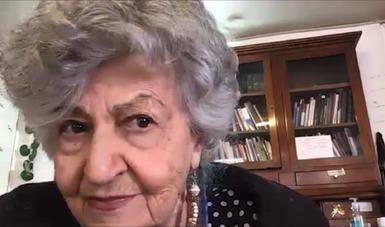 Rosa Nissán, creadora de personajes libres y valientes