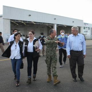 Comienzan acciones de recuperación en Tabasco tras inundaciones