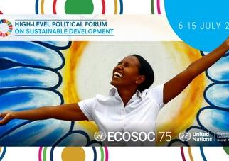 Confirman participación de México en el Foro Político de Alto Nivel para el Desarrollo Sostenible