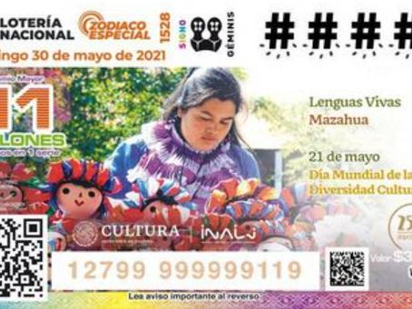 INALI y Lotería Nacional realizarán sorteo alusivo a la lengua indígena jñatjo (mazahua)