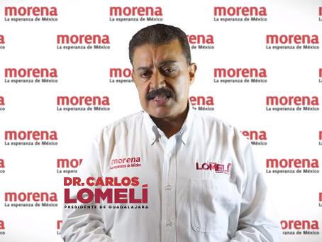 Carlos Lomelí acusa que MC y Alfaro usan 'medios fachada' para atacarlo