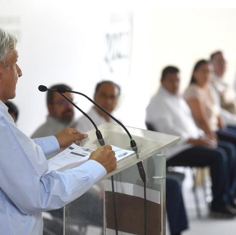 Inicia dispersión de pensiones para adultos mayores con incremento, anuncia AMLO