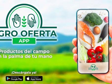 Promoverá aplicación móvil AgroOferta comercio directo a favor de productores y compradores