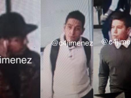 Buscan a ladrones de Casa de la Moneda en la Miguel Hidalgo