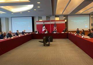 Por agenda migratoria, funcionarios mexicanos y senadores de EU celebran reunión de trabajo