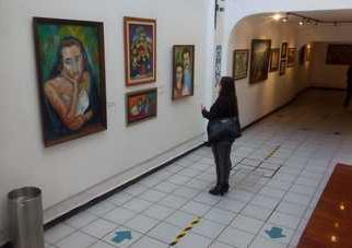 Reabren Laboratorio Arte Alameda y Salón de la Plástica Mexicana