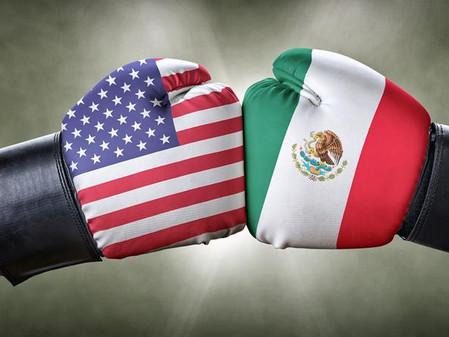 México aplica aranceles de hasta 25 por ciento a productos de EE.UU.