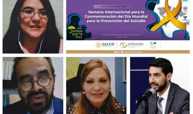 Prevención del suicidio debe considerar factores de riesgo y de protección: expertos