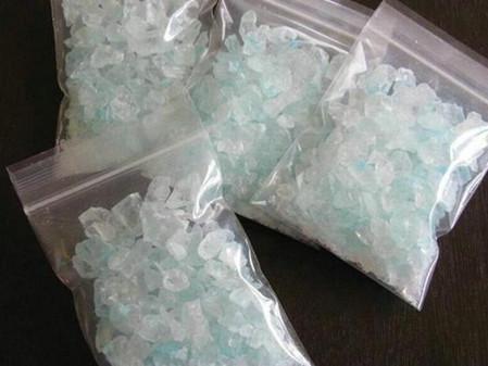 Aseguran dos kilos 378 gramos de metanfetaminas en Jalisco