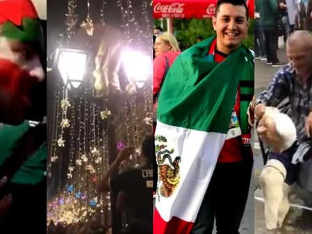 El mundial de la 'humillación' para México